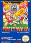 Carátula de Ghosts 'n Goblins para NES
