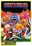 Carátula de Ghosts 'n Goblins para Amiga