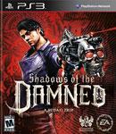 Car�tula de Shadows of the Damned para PlayStation 3
