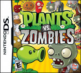 Carátula de Plantas contra Zombis para Nintendo DS