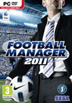Carátula de Football Manager 2011