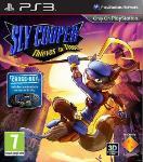 Carátula de Sly Cooper: Ladrones en el tiempo para PlayStation 3