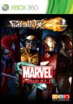 Carátula de Marvel Pinball para Xbox 360 - XLB