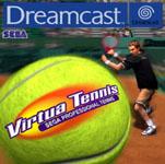 Carátula de Virtua Tennis para Dreamcast