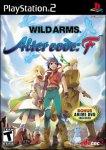 Carátula de Wild Arms Alter Code: F