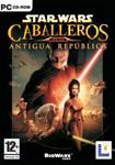 Carátula de Star Wars: Caballeros de la Antigua República para PC