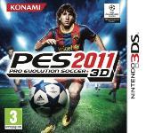 Carátula de Pro Evolution Soccer 2011 para Nintendo 3DS