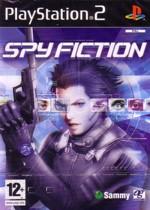 Carátula de Spy Fiction para PlayStation 2