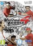 Carátula de Virtua Tennis 4 para Wii