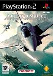 Carátula de Ace Combat: Jefe de Escuadrón para PlayStation 2