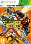 Carátula de Anarchy Reigns para Xbox 360