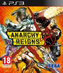Carátula de Anarchy Reigns para PlayStation 3