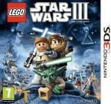 Carátula de Lego Star Wars III: The Clone Wars para Nintendo 3DS