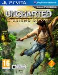 Carátula de Uncharted: El abismo de oro para PlayStation Vita