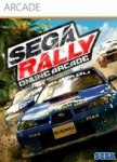 Carátula de SEGA Rally Online Arcade