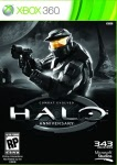 Carátula de Halo Combat Evolved Anniversary para Xbox 360