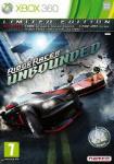 Car�tula de Ridge Racer Unbounded para Xbox 360