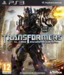 Carátula de Transformers: El lado oscuro de la luna para PlayStation 3
