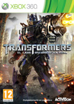 Carátula de Transformers: El lado oscuro de la luna para Xbox 360