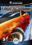 Carátula de Need for Speed: Underground para GameCube