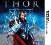 Car�tula de Thor: Dios del Trueno para Nintendo 3DS