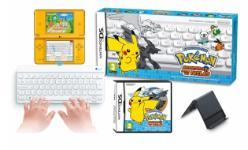 Carátula de Aprende con Pokémon: Aventura con las teclas para Nintendo DS