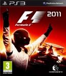 Carátula de F1 2011 para PlayStation 3