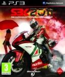 Carátula o portada Europea del juego SBK 2011 para PlayStation 3