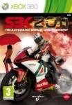 Carátula o portada Europea del juego SBK 2011 para Xbox 360