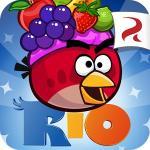 Carátula de Angry Birds Rio para Android