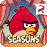 Carátula de Angry Birds Seasons para Android