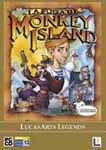 Carátula de La Fuga de Monkey Island para PC