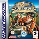 Carátula de Harry Potter: Quidditch Copa del Mundo para Game Boy Advance