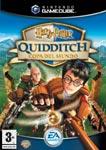 Carátula de Harry Potter: Quidditch Copa del Mundo para GameCube