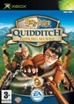 Car�tula de Harry Potter: Quidditch Copa del Mundo para Xbox