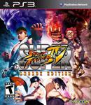 Carátula de Super Street Fighter IV: Arcade Edition para PlayStation 3
