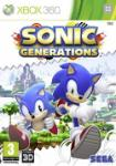 Carátula de Sonic Generations para Xbox 360