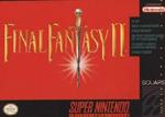 Carátula de Final Fantasy II para Super Nintendo