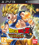 Carátula de Dragon Ball Z: Ultimate Tenkaichi para PlayStation 3