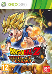 Carátula de Dragon Ball Z: Ultimate Tenkaichi para Xbox 360