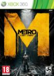 Car�tula de Metro: Last Light para Xbox 360