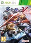 Carátula de Soul Calibur V para Xbox 360