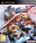 Carátula de Soul Calibur V para PlayStation 3