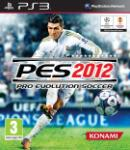 Carátula de Pro Evolution Soccer 2012 para PlayStation 3