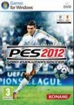 Carátula de Pro Evolution Soccer 2012 para PC