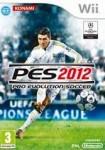 Carátula de Pro Evolution Soccer 2012 para Wii