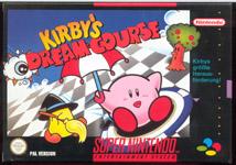Carátula de Kirby's Dream Course para Super Nintendo