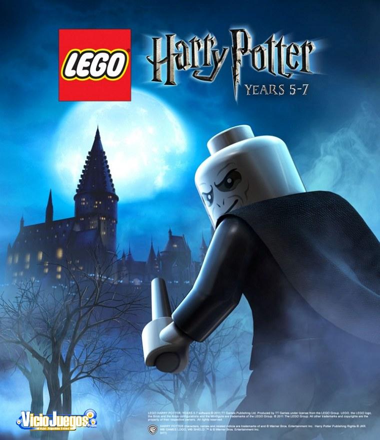 Todas Las Caratulas O Portadas Del Videojuego Lego Harry Potter