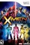 Carátula de X-Men: Destiny para Wii
