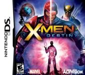 Car�tula de X-Men: Destiny para Nintendo DS